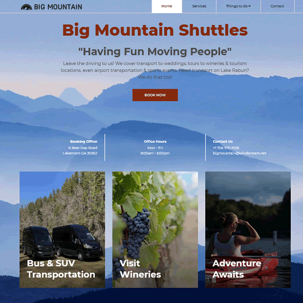 Big Mountain Shuttles